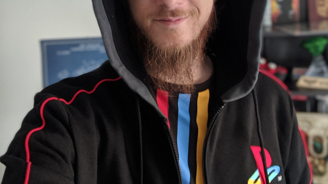 Numskull classic playstation hoodie since 94