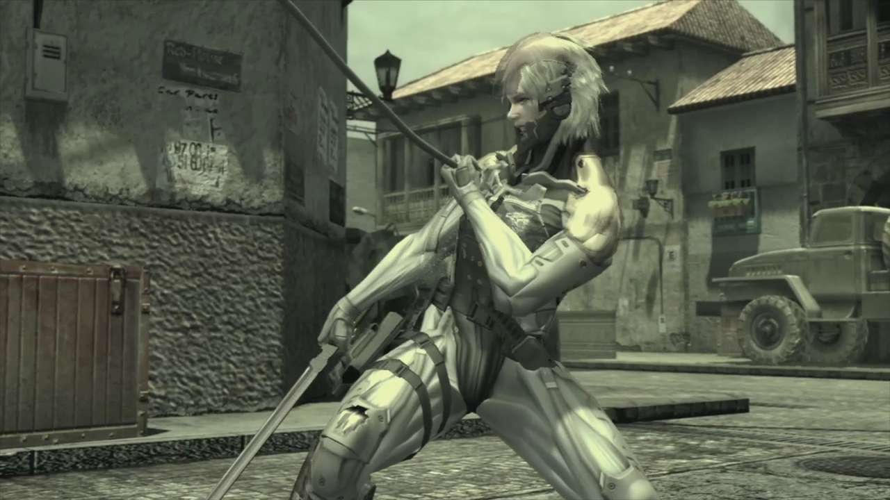 Metal Gear Solid 4: Guns of the Patriots (2008)