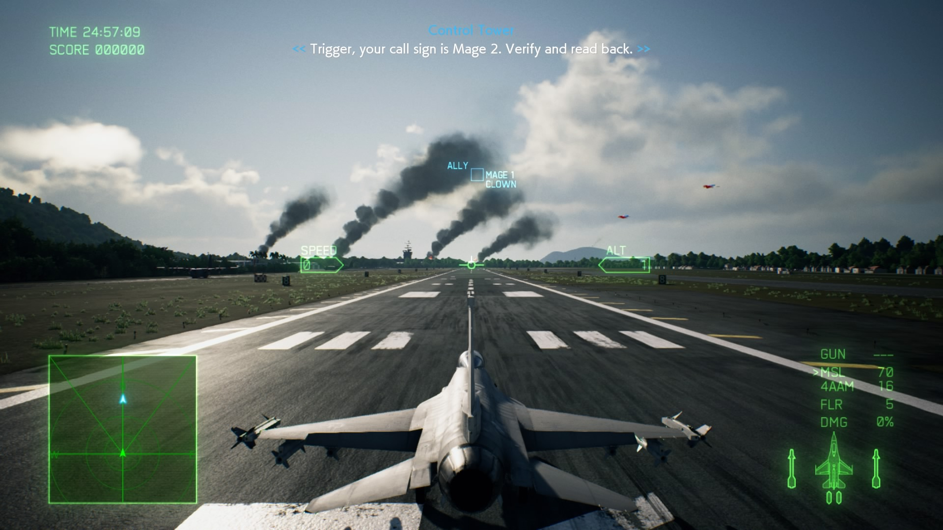 Ace Combat 7 Review - Up in the Air (PS4)