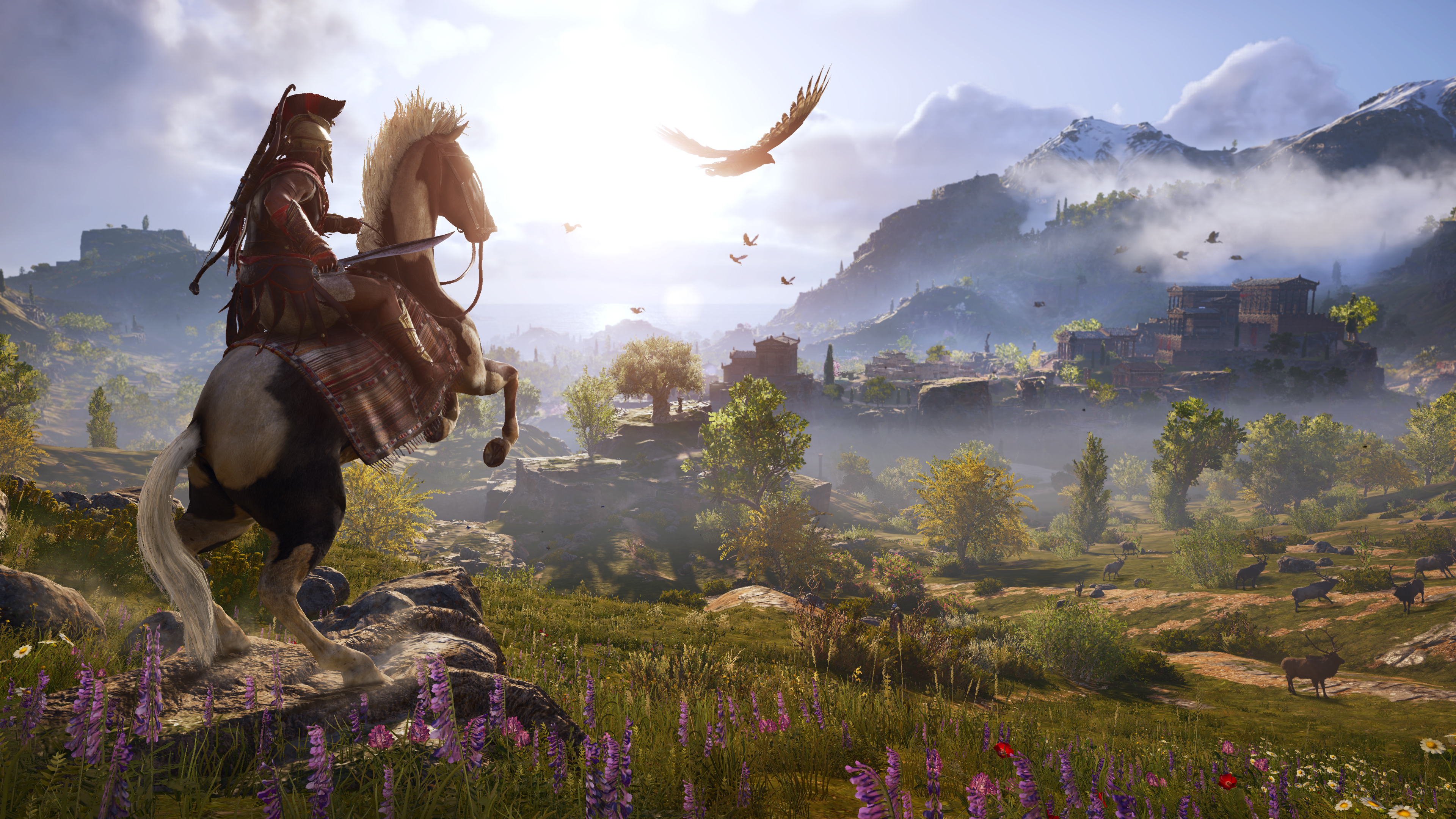 Assassin's Creed Odyssey E3 2018 Screens