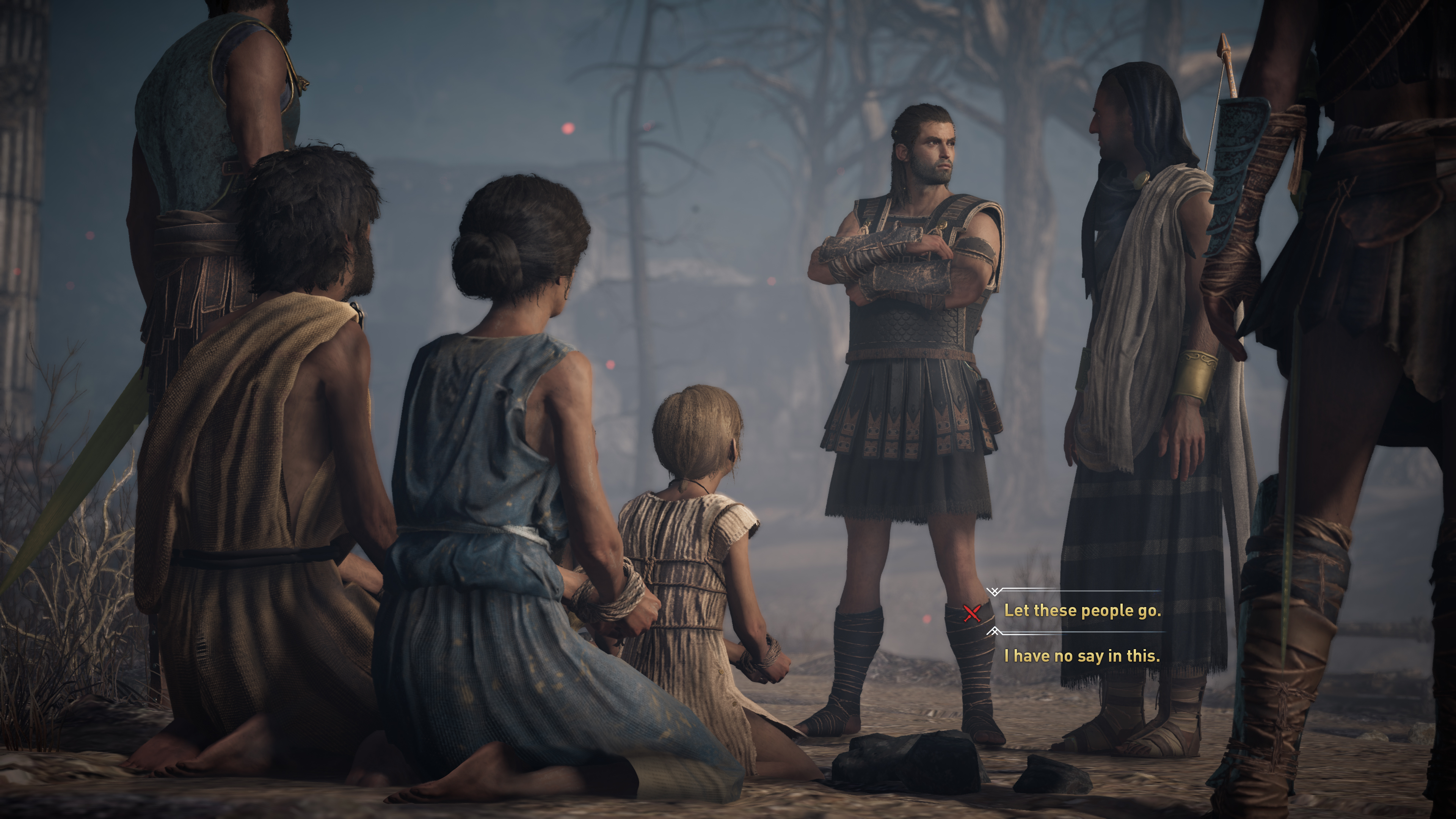 Assassin's Creed Odyssey Preview