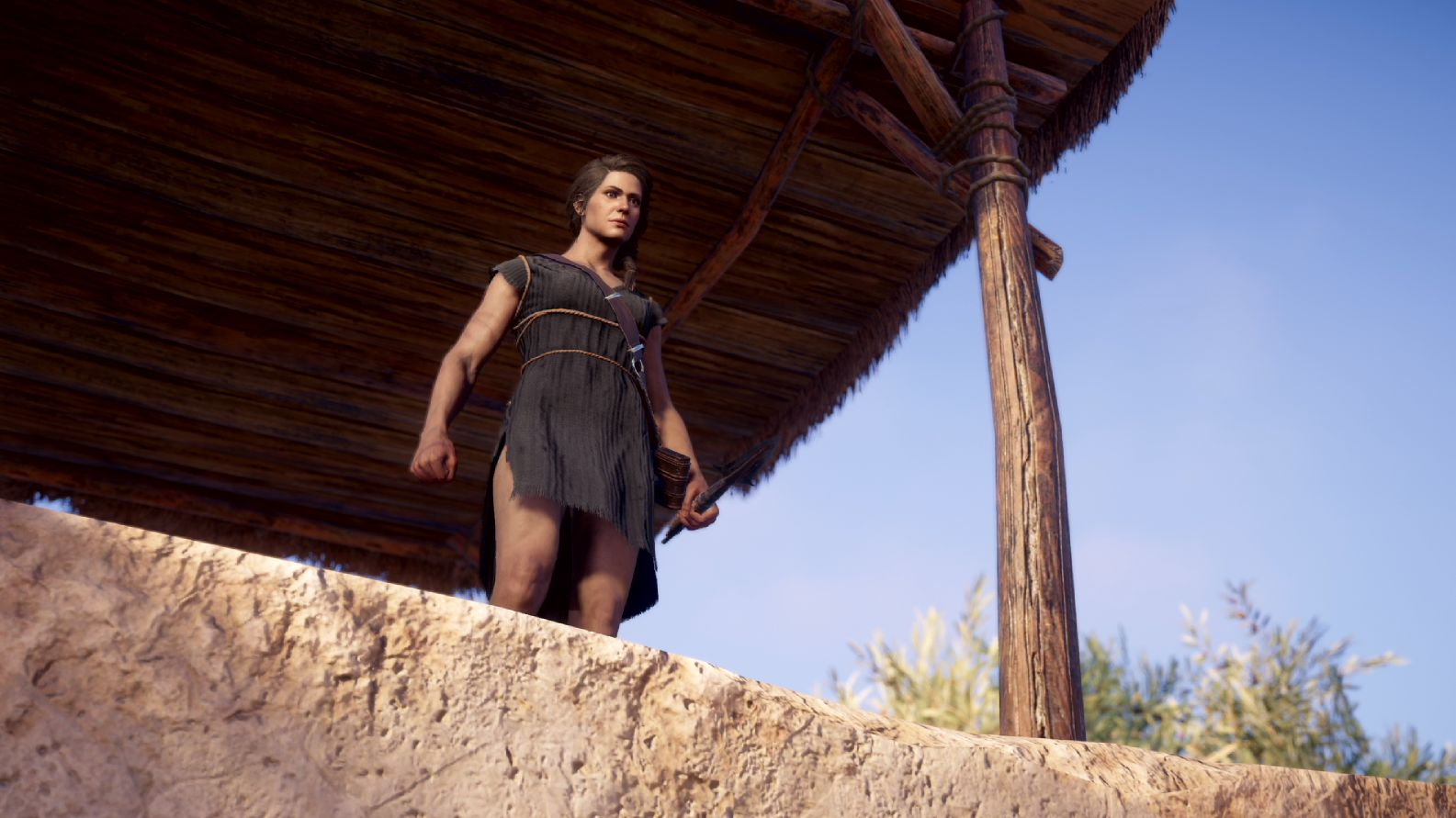 Assassins Creed Odyssey Preview Kassandra The Warrior Assassin