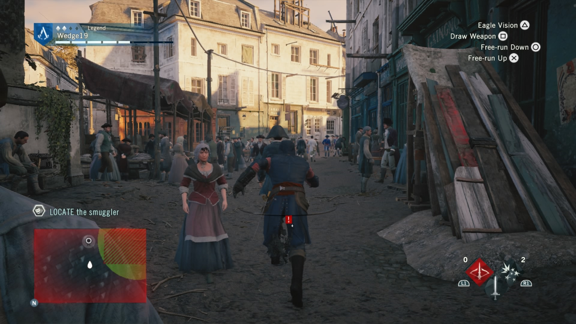 Assassin's Creed Unity Review - Return to Form (PS4 ...