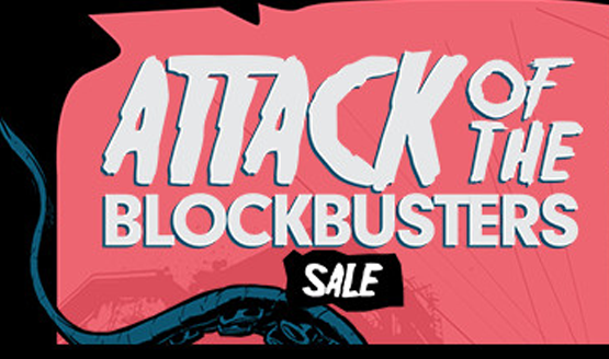 Games to Buy in the Attack of the Blockbusters Sale