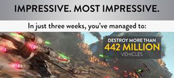 Destroyed More Than 442 Million Vehicles
