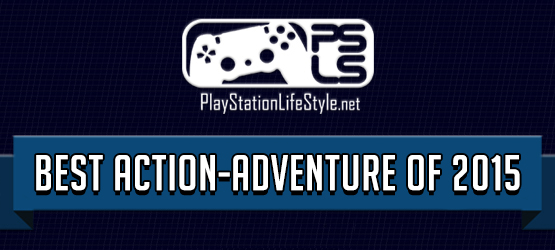 Best Action-Adventure 2015