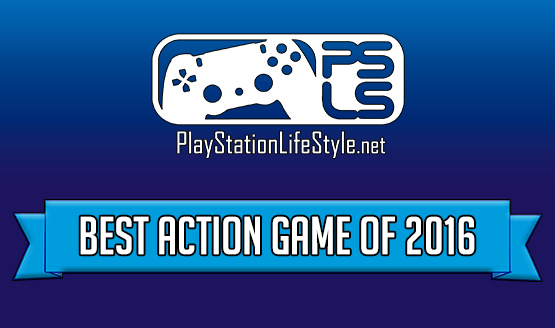 Best of 2016 Game Awards - Action