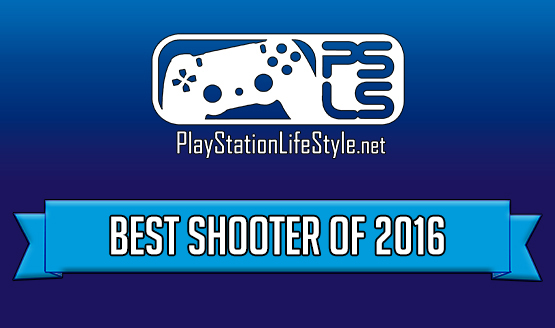 Best of 2016 Game Awards - Shooter