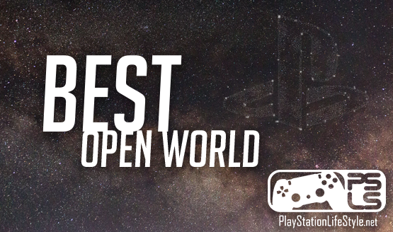 Best Open World Nominees - Game of the Year Awards 2018