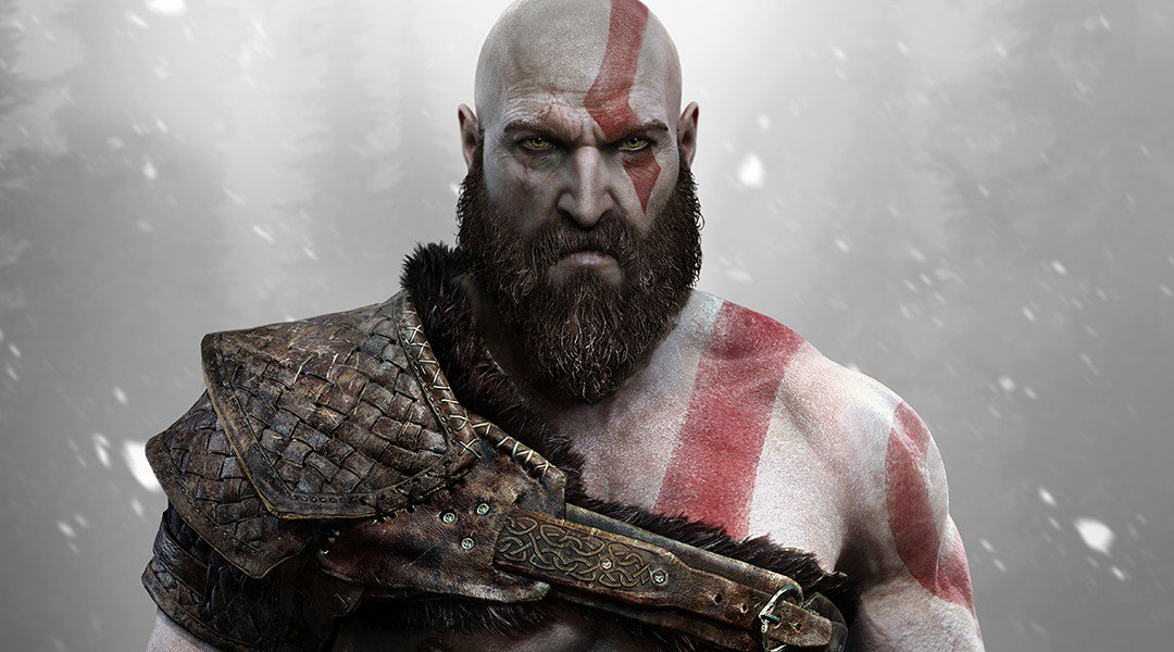 Christopher Judge as Kratos (God of War)