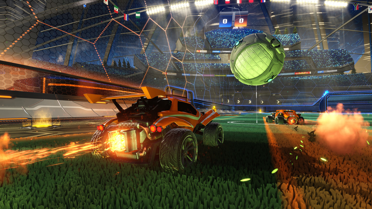 Rocket League Update 1 12 Fixes Bugs, Adds Ban for Players