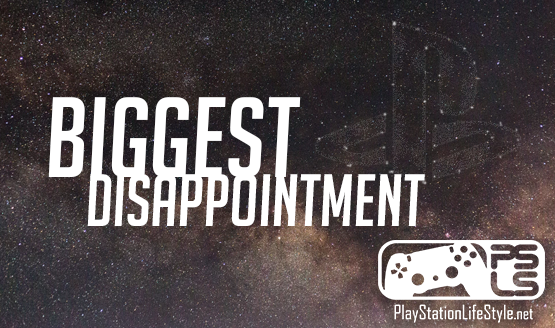 Biggest Disappointment Nominees - Game of the Year Awards 2018