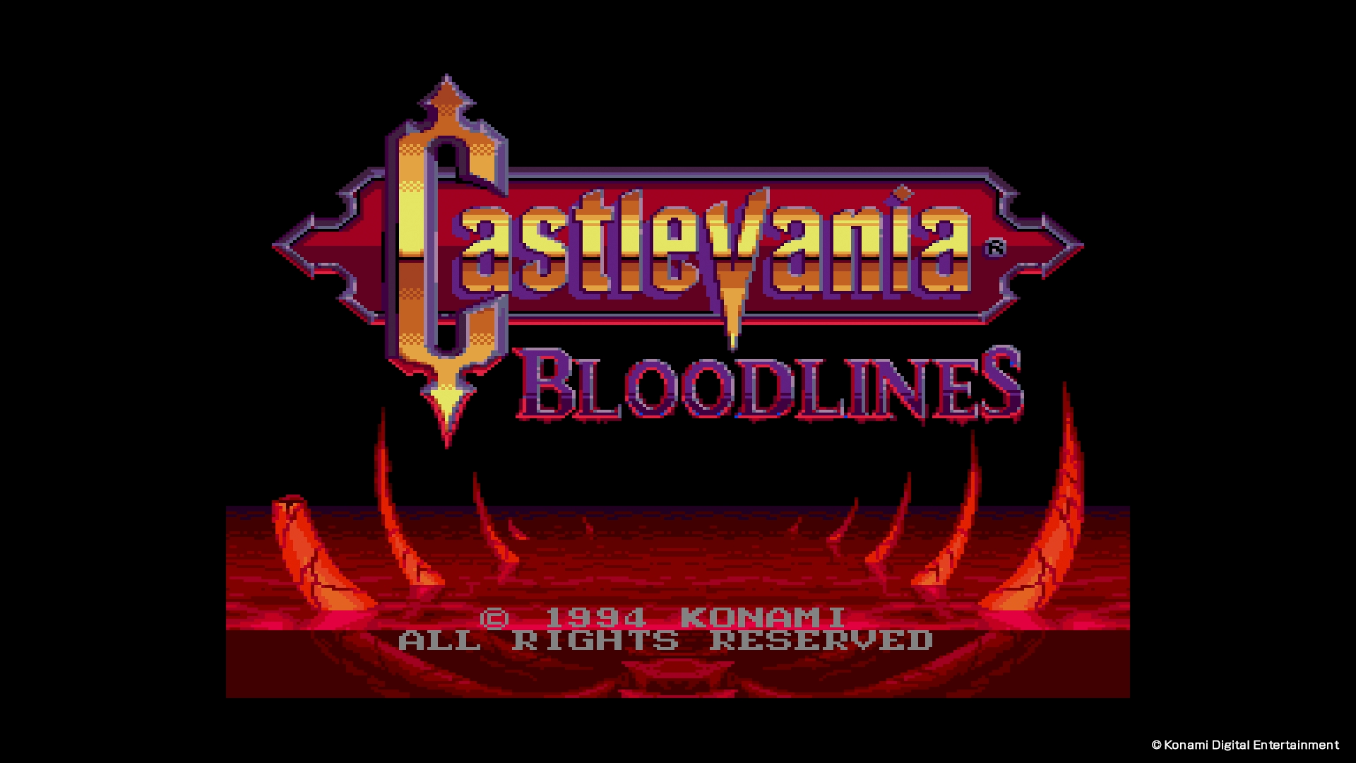 Full List of Castlevania Anniversary Collection Games Announced
