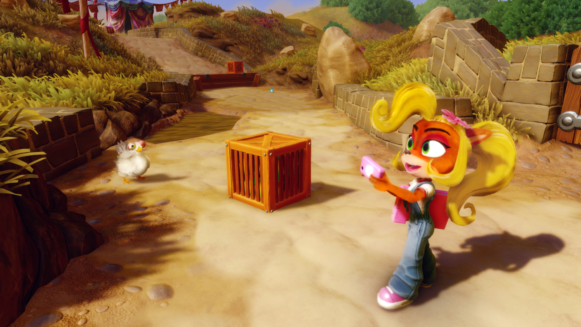 Play as Coco
