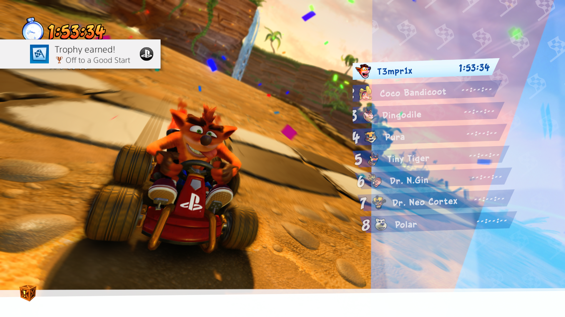 Crash Team Racing Nitro Fueled Review (PS4) | PlayStation LifeStyle