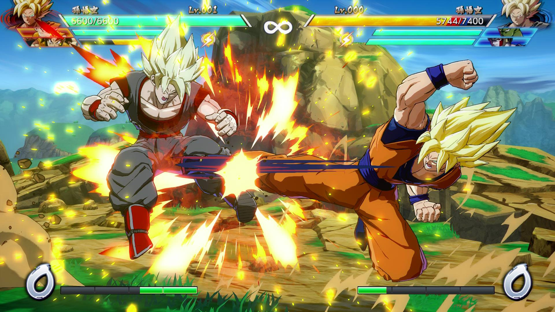 how to start dragon ball fighterz in offline mode