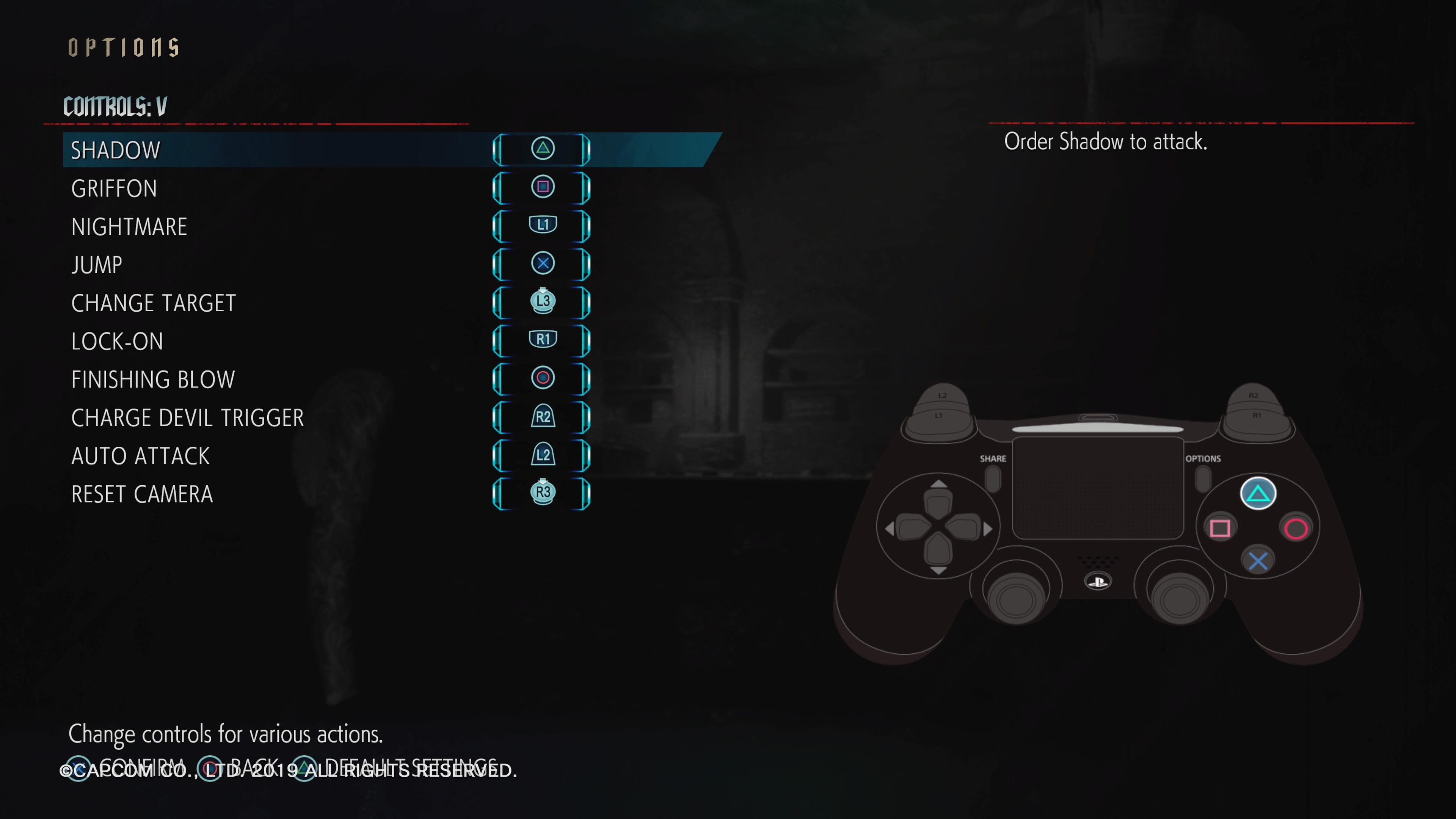 You Can Edit the Controls