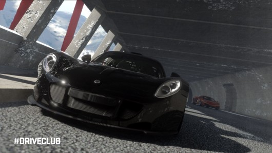 DriveClub Won't Take Up a Spot for October's PS+ Free Games
