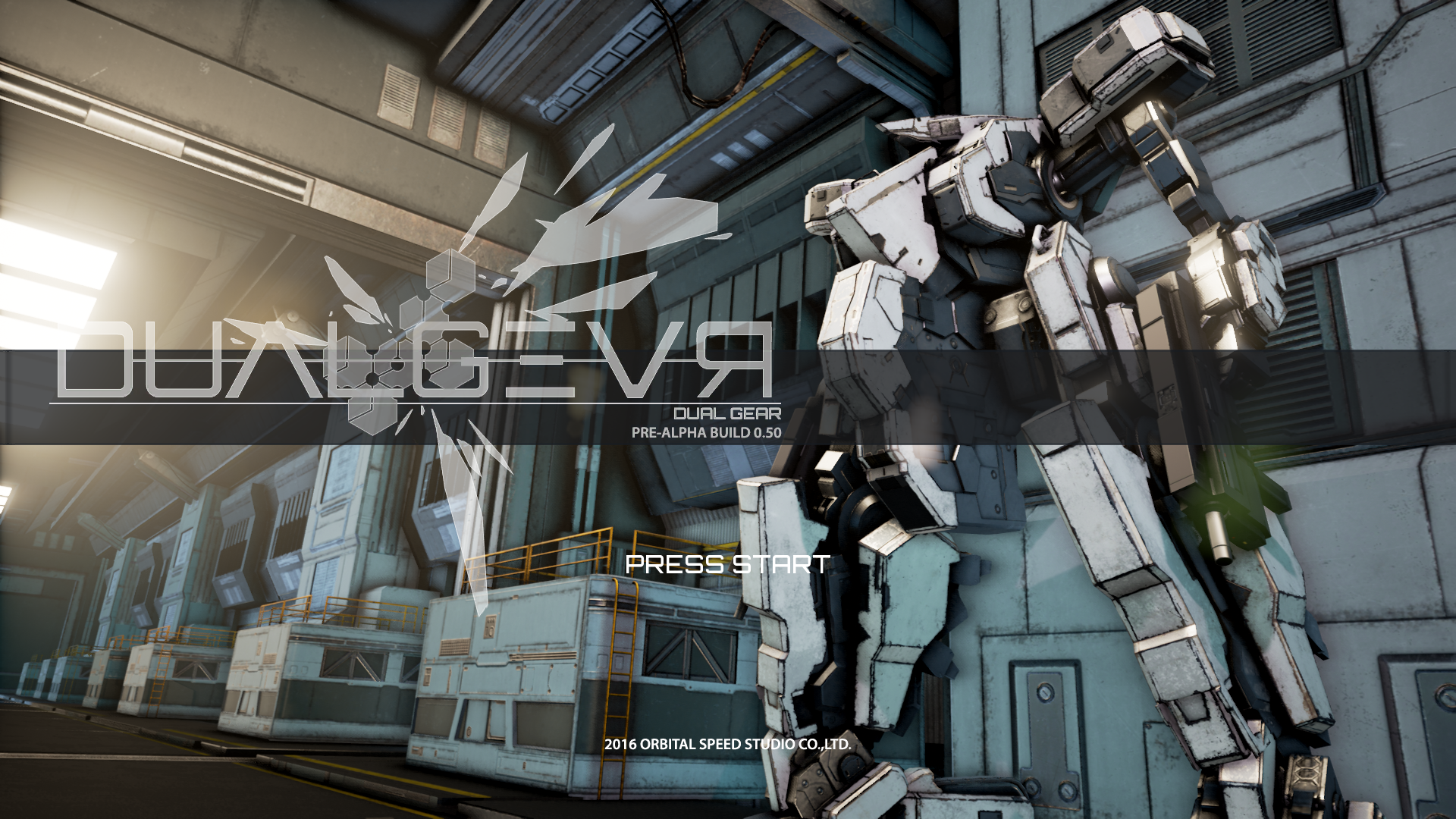 Dual Gear PS4 Interview – Mecha Genre, VR and Fan Feedback