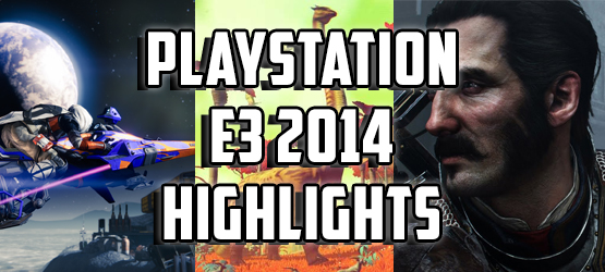 PlayStation E3 2014 Highlights