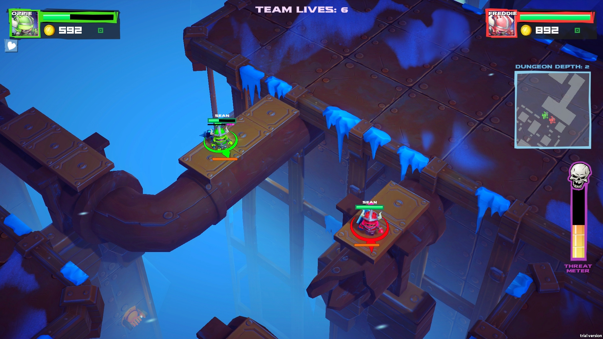 Super Dungeon Bros Preview