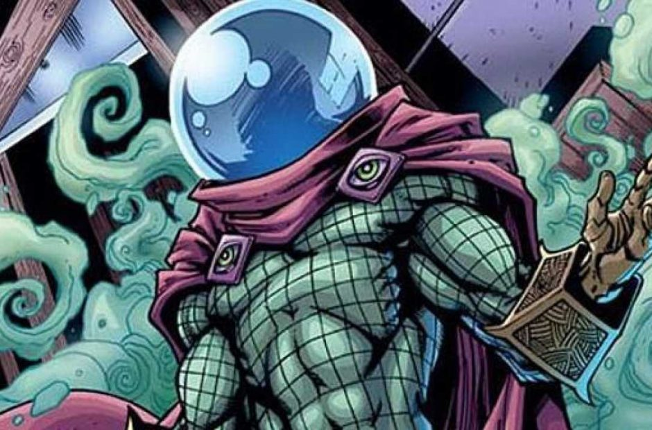 Mysterio/Quentin Beck