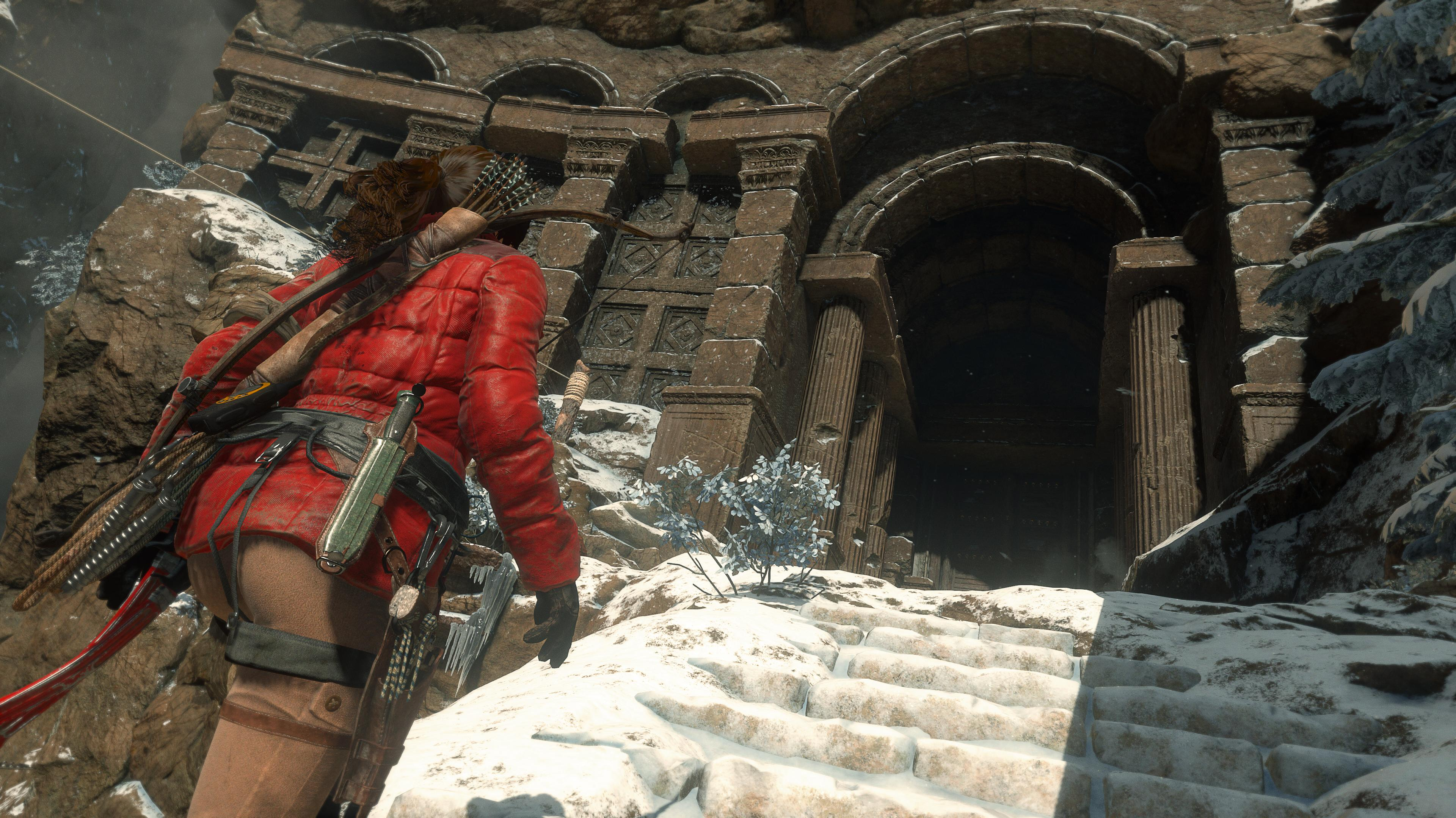 Rise of the Tomb Raider Follows the Tomb Raider: The Ten Thousand Immortals Novel