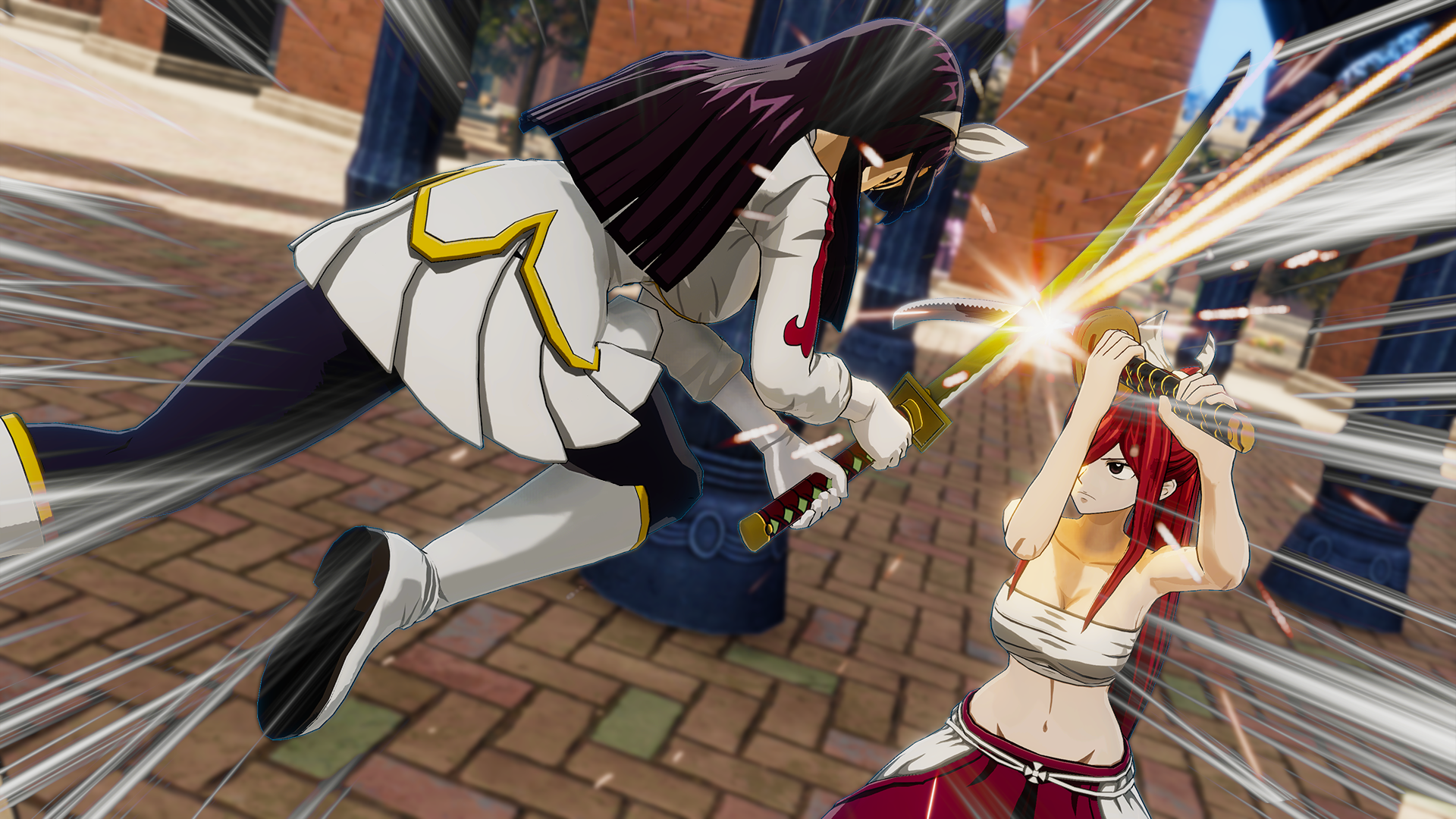 Fairy Tail PS4 Hands-On Preview | PlayStation LifeStyle