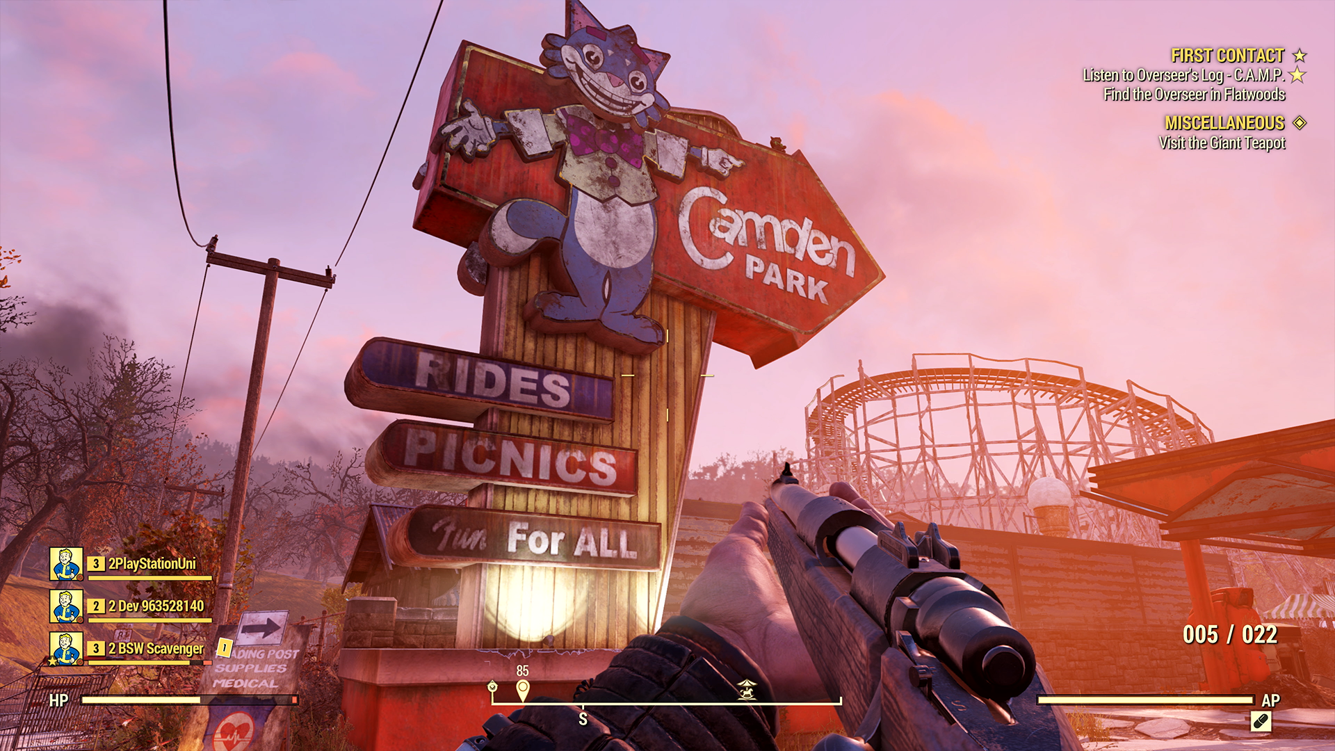 Why is Fallout 76 Set in the Foothills of West Virginia?