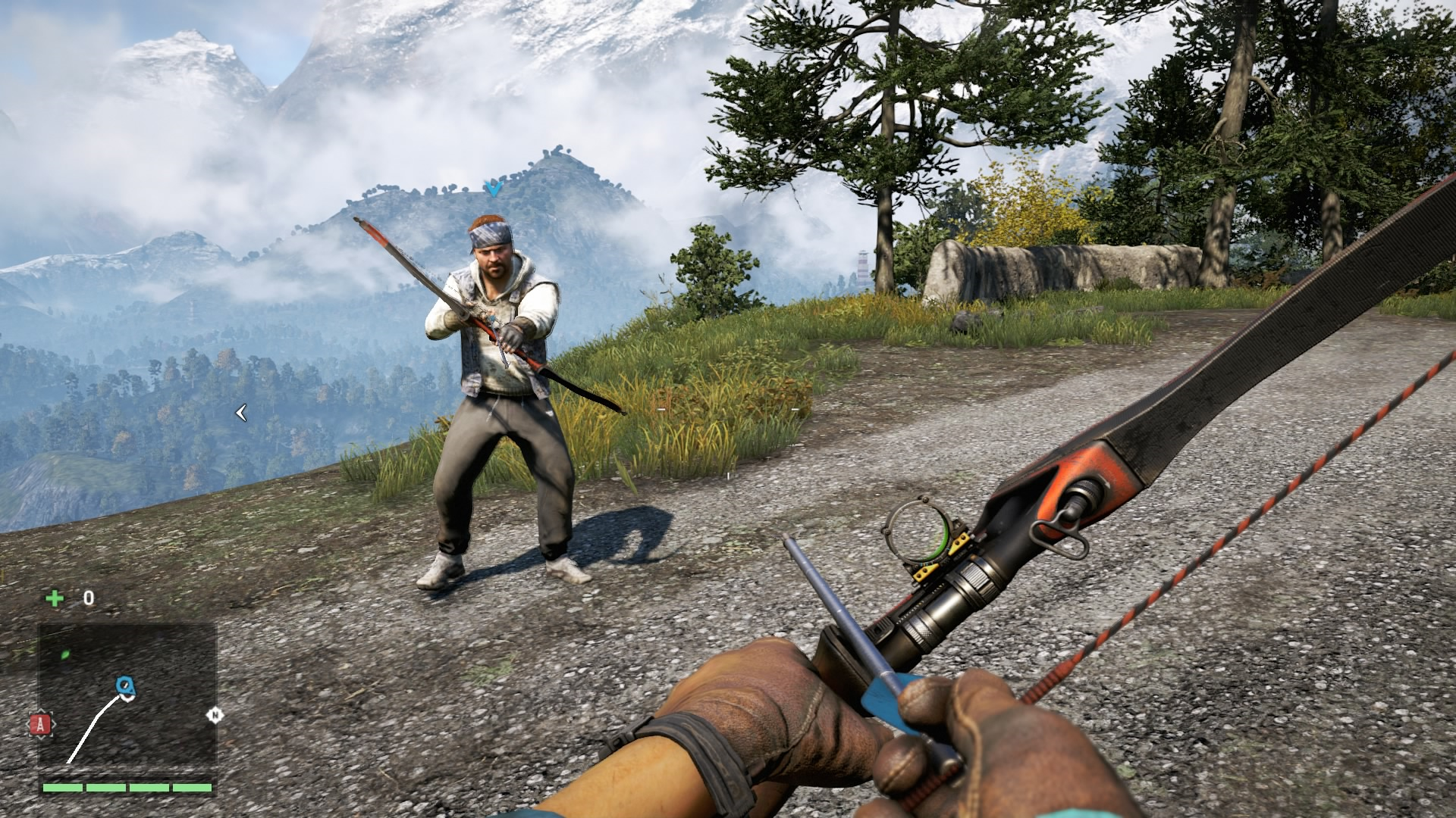 Far Cry 4 Review Deja Vu Ps4 Playstation Lifestyle