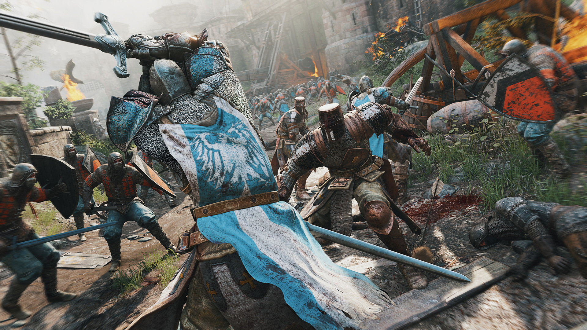 What is For Honor?