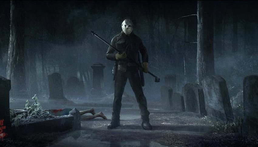 What is Friday the 13th: The Game?