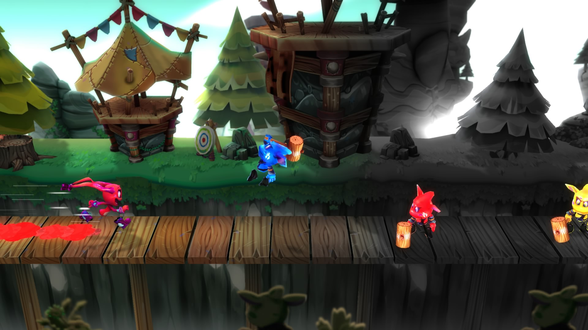 GDC 2015: Hands on With Color Guardians