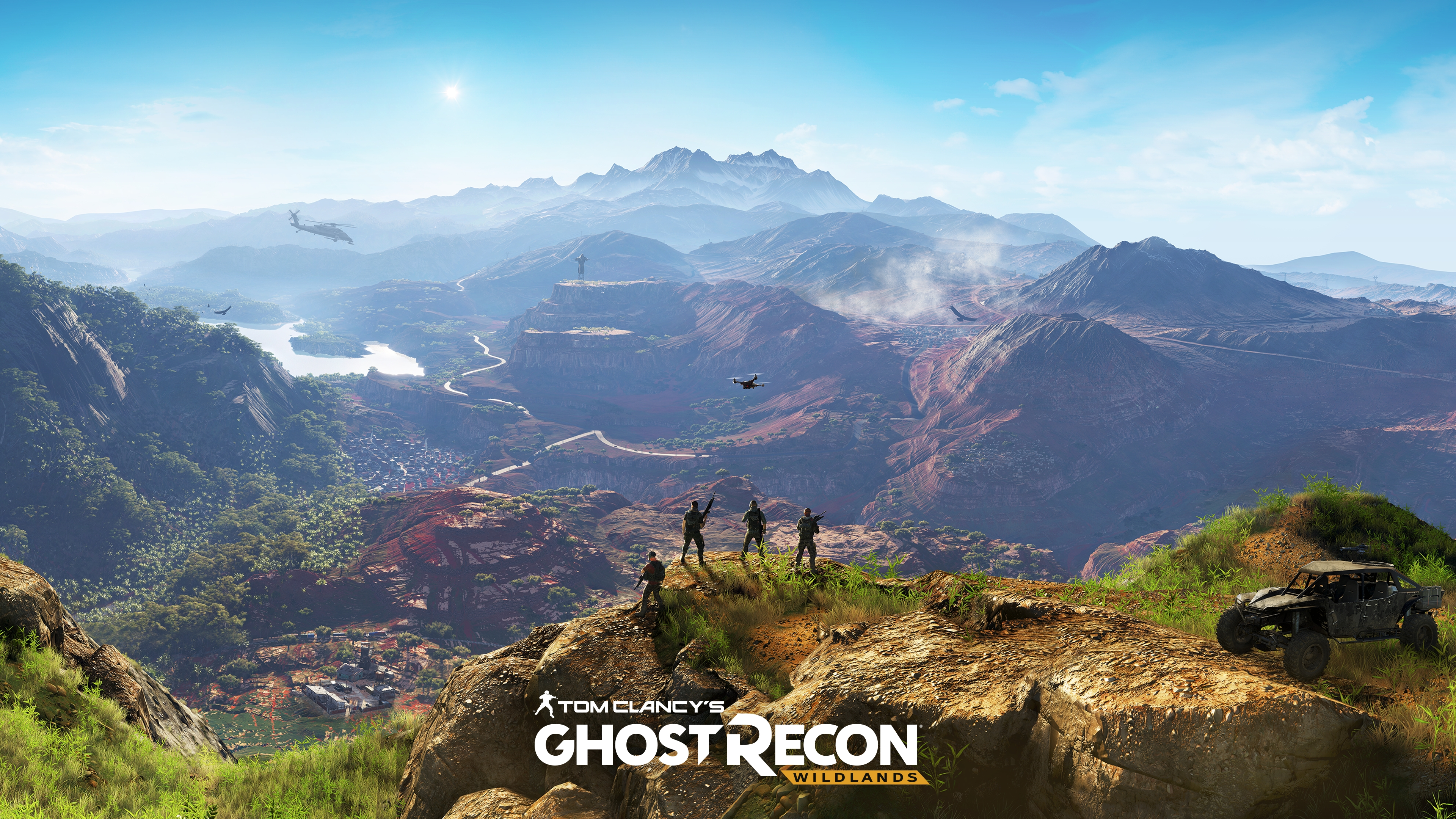 What is Ghost Recon Wildlands?
