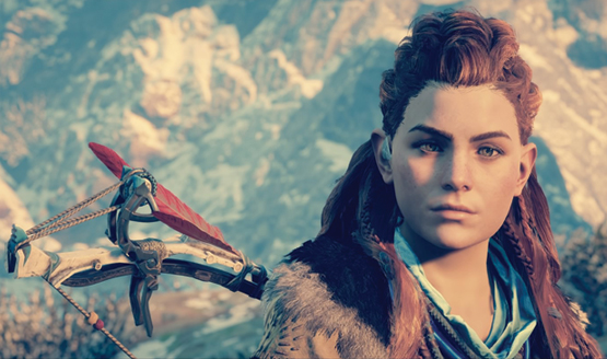 Introducing Aloy, the New PlayStation Icon