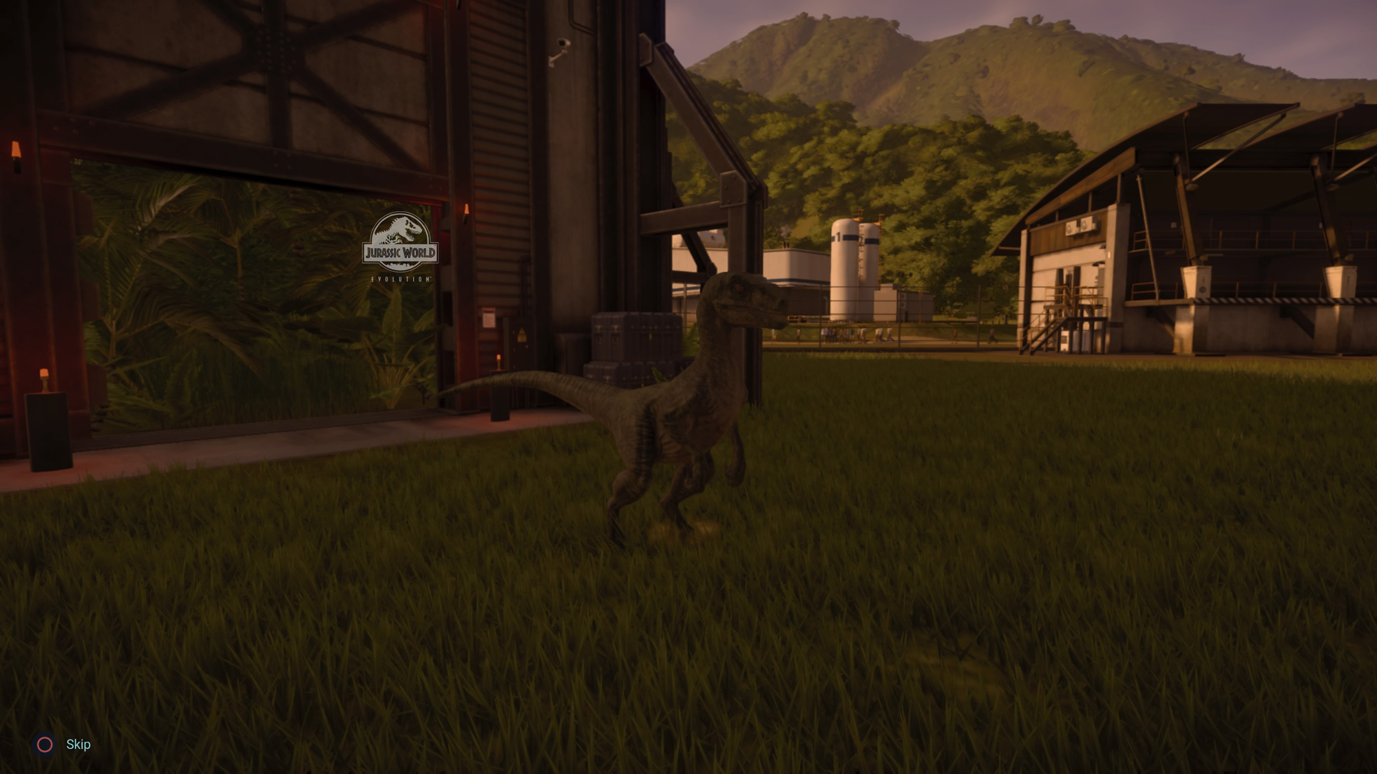 Jurassic World Evolution review