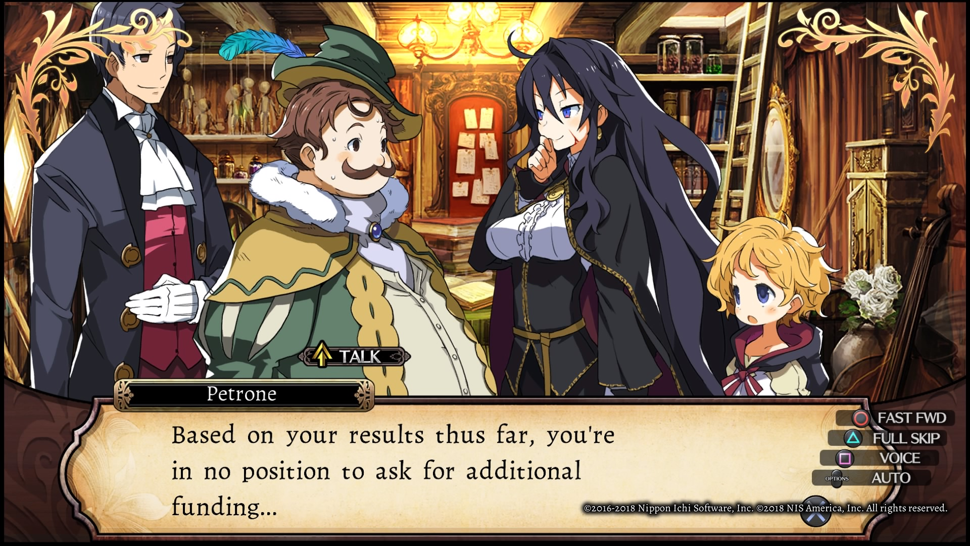 Labyrinth of Refrain: Coven of Dusk PS4 Review