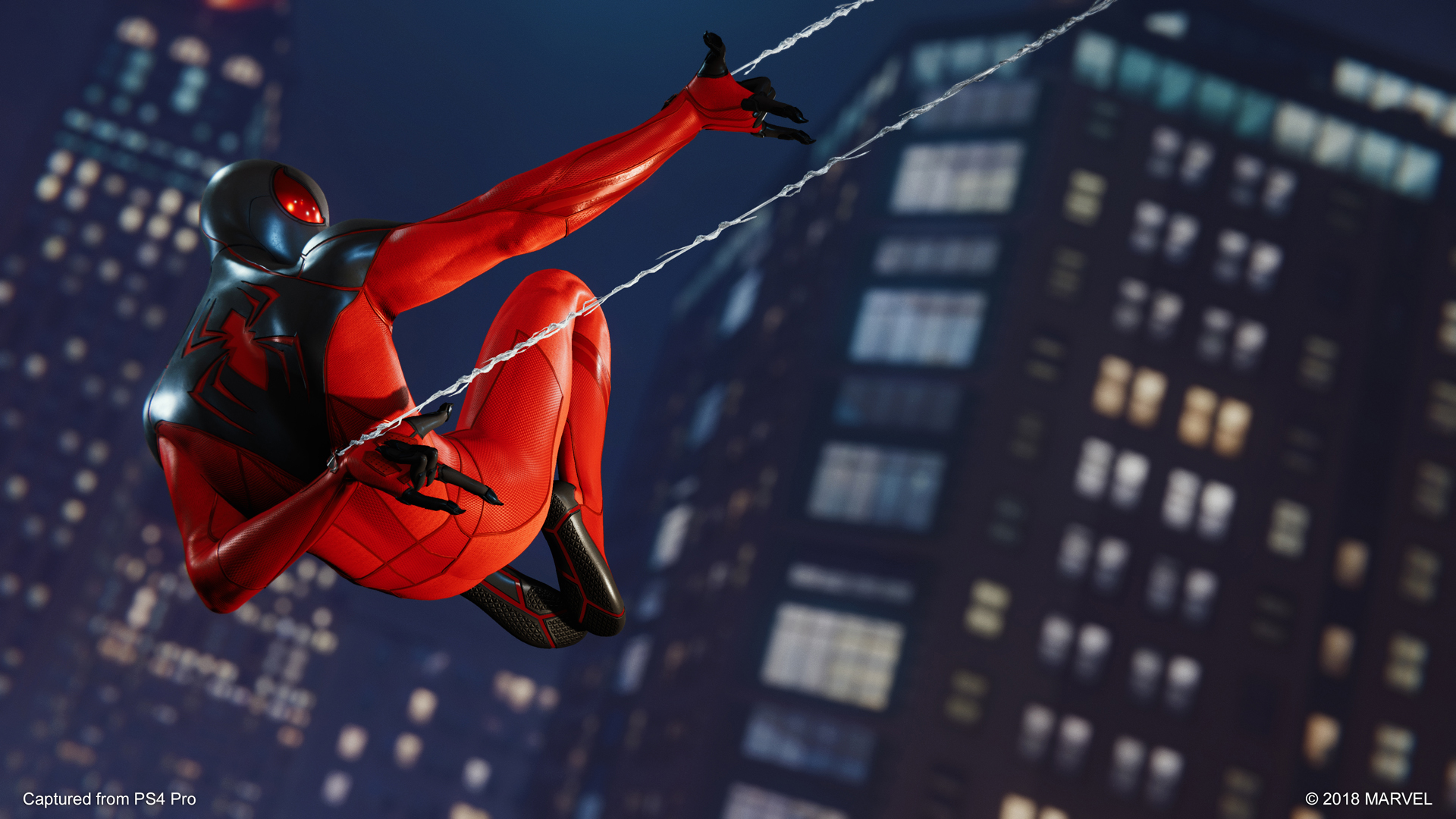 Marvel's Spider-Man The Heist