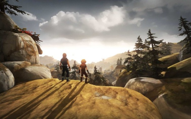 Brothers: A Tale of Two Sons $3.99