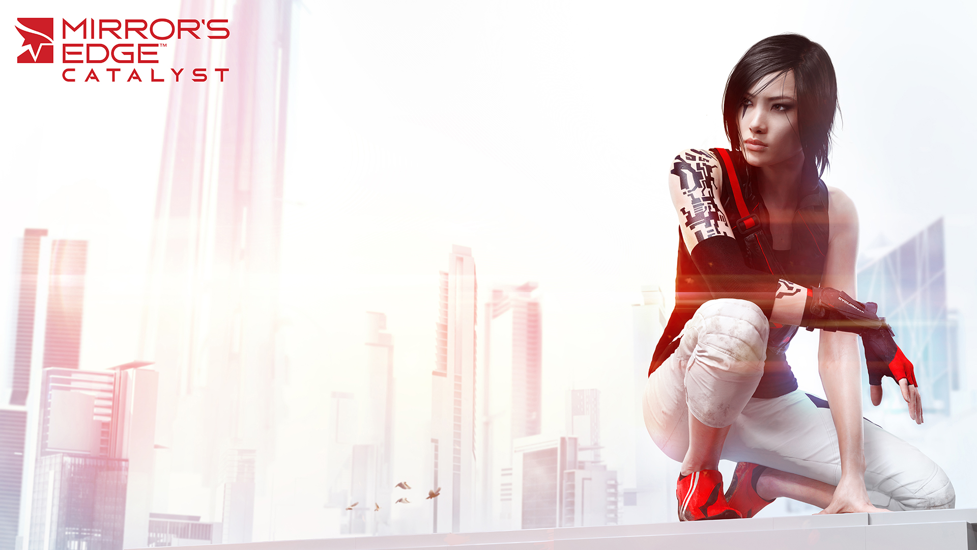 It's Not Mirror's Edge 2