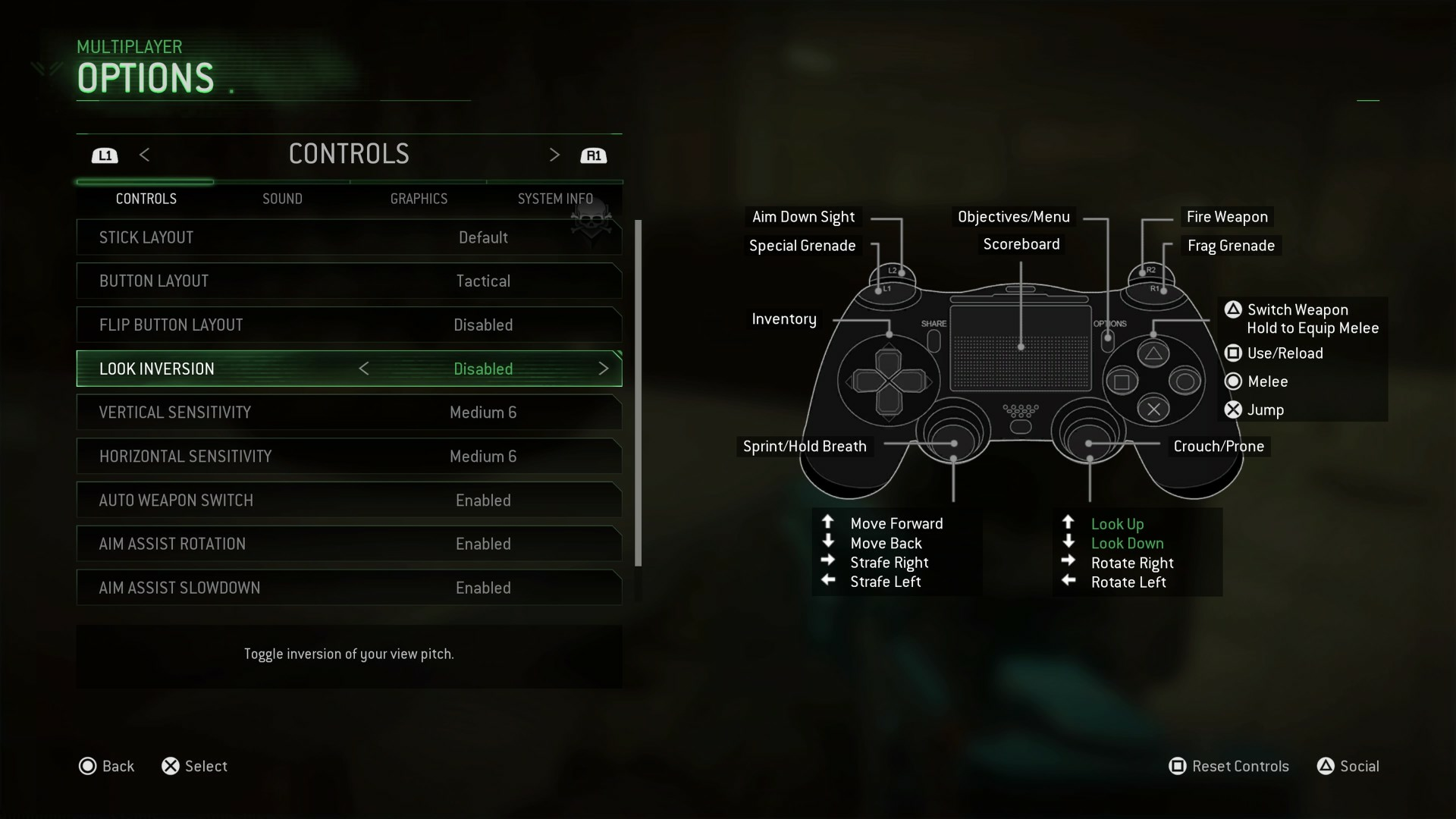 Adjust Your Sensitivity and Button Layout