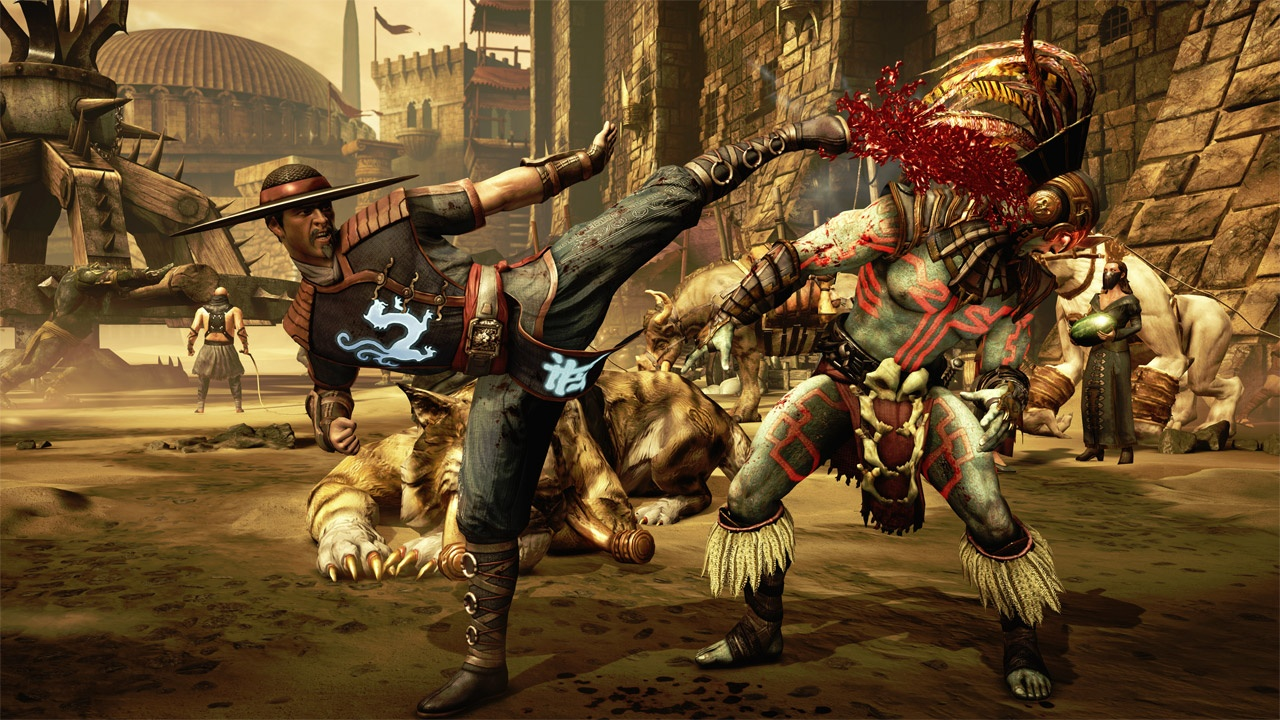 NetherRealm Isn't Developing the Last-Gen Versions