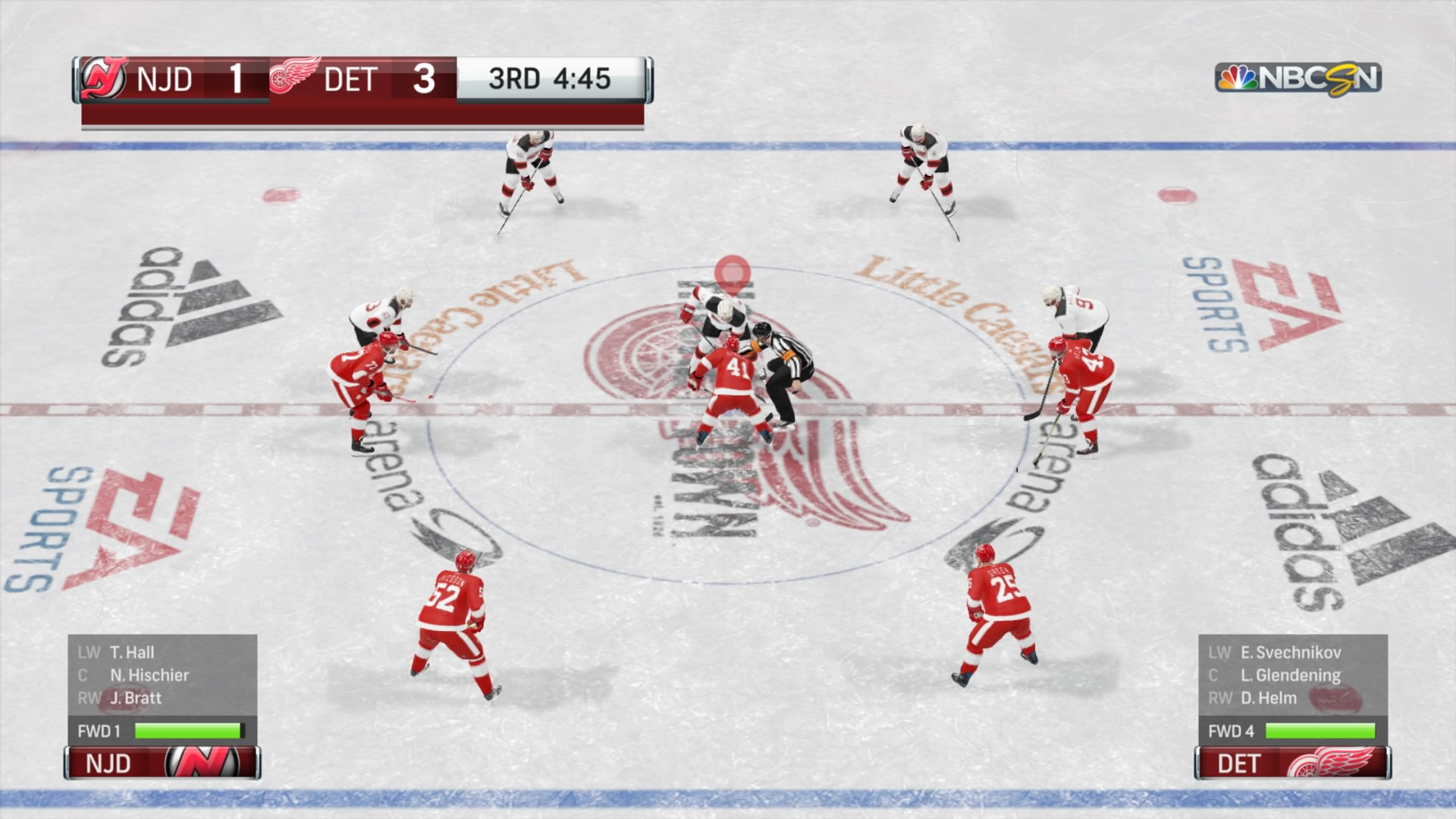 NHL 19 PS4 Review - Hat Trick   PlayStation LifeStyle