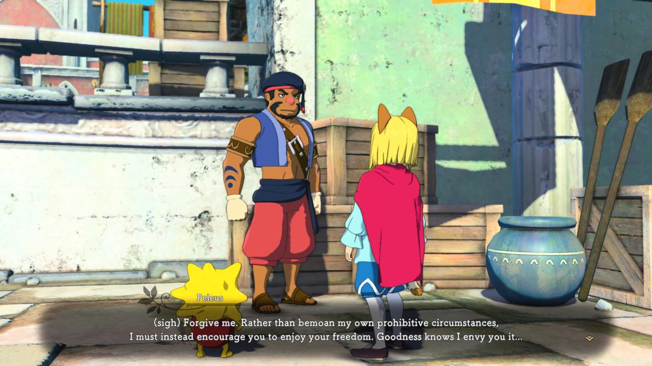 Ni no Kuni II Revenant Kingdom Review