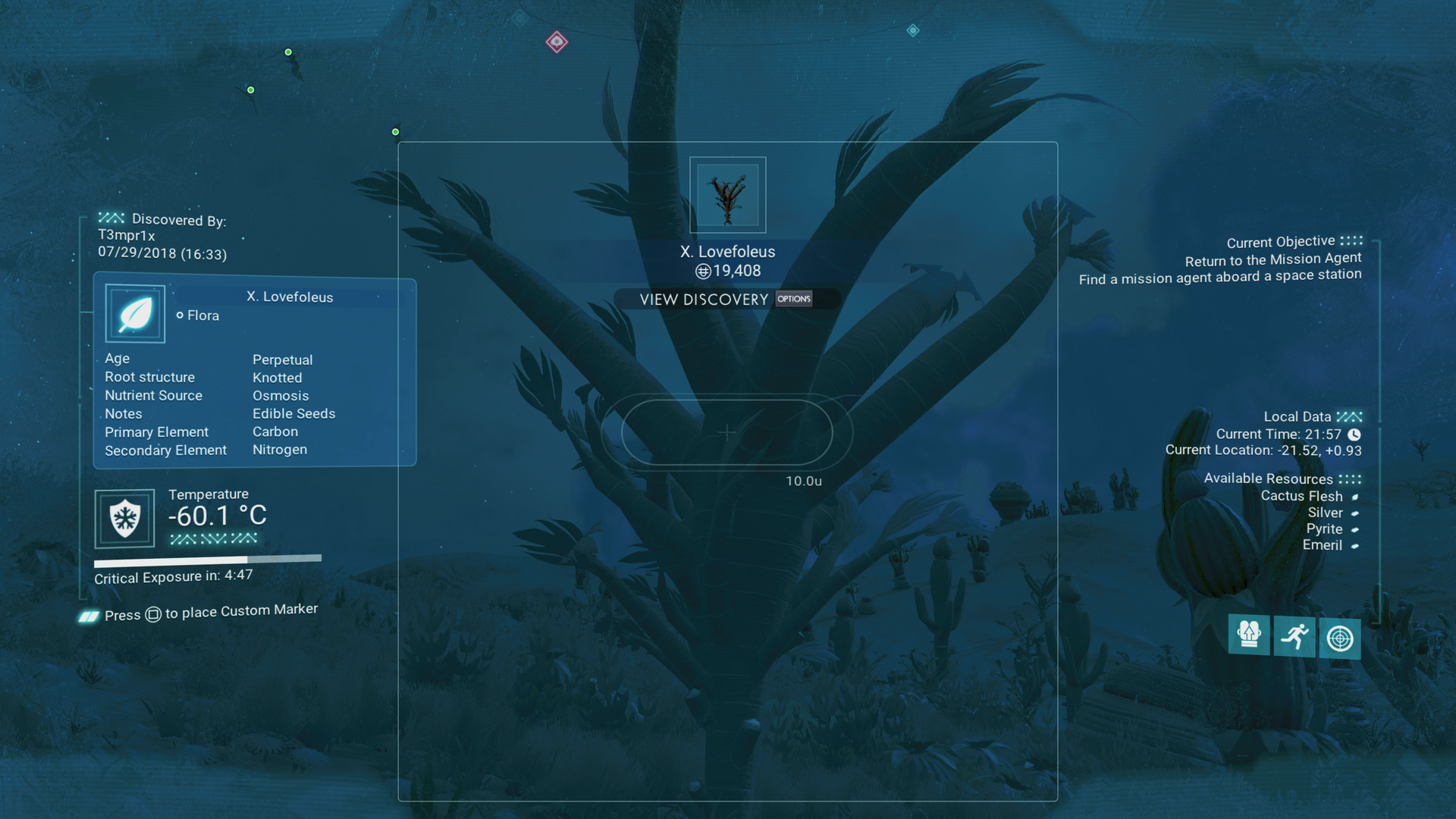 No Mans Sky Billboard Space Purchased by Fans to Thank Hello