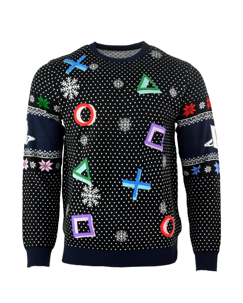 PlayStation Christmas Sweater