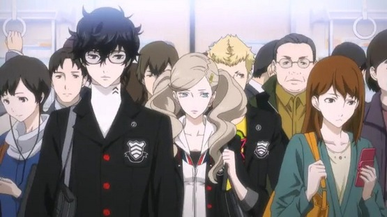 What is Persona 5?