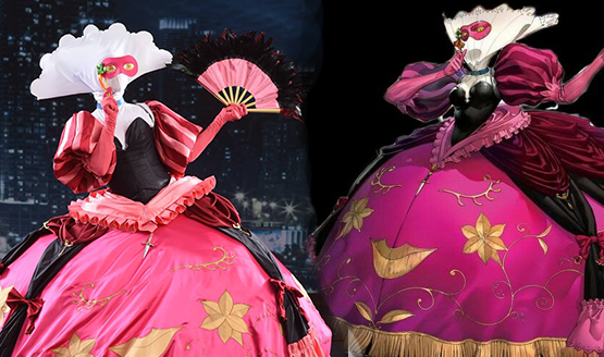 Persona 5 Milady Cosplay