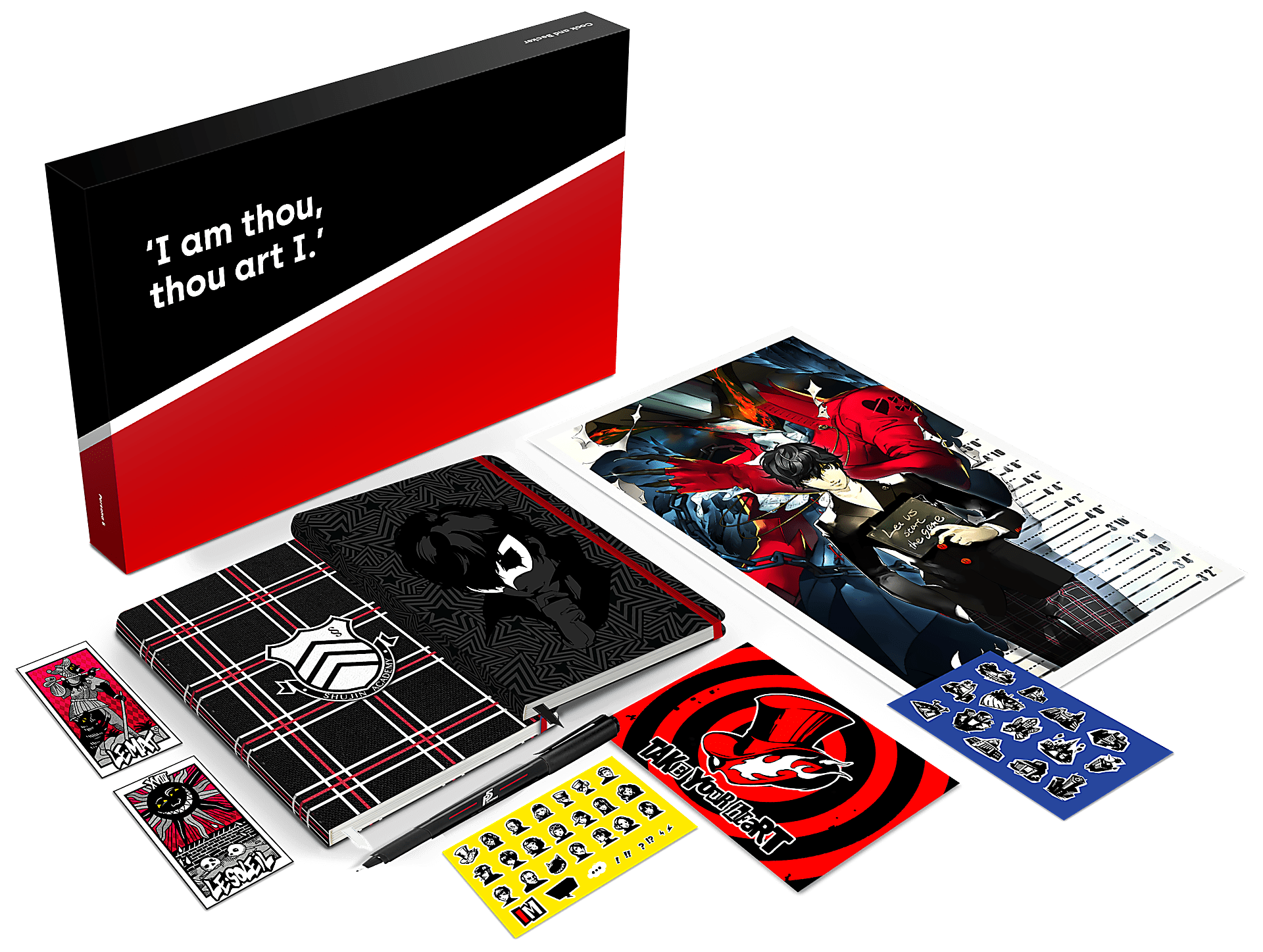 Persona 5 Notebook (CE)