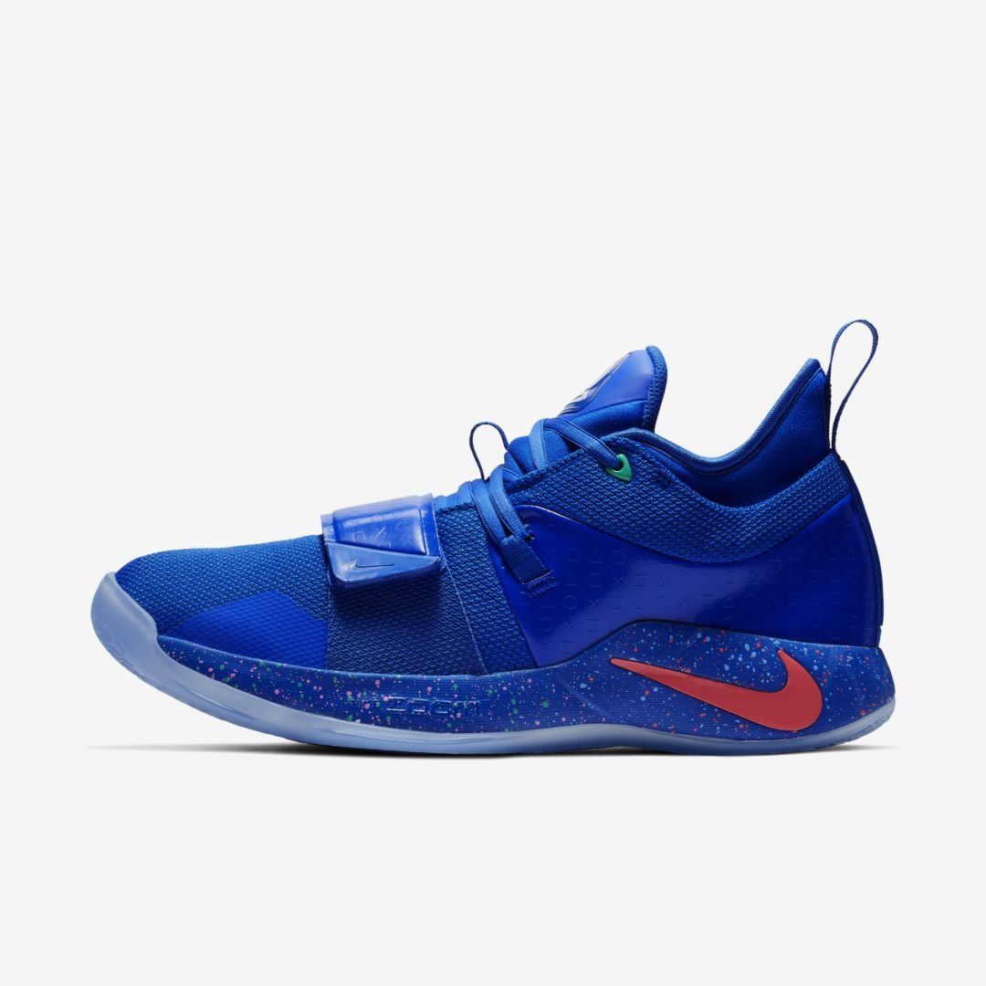 quality design 722f8 08186 Paul George PlayStation Sneaker Gets a Modern Blue Colorway